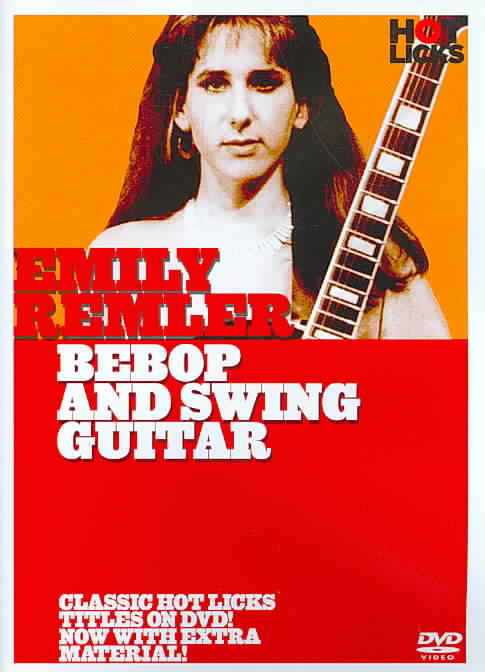 BEBOP AND SWING GUITAR BY REMLER,EMILY (DVD)